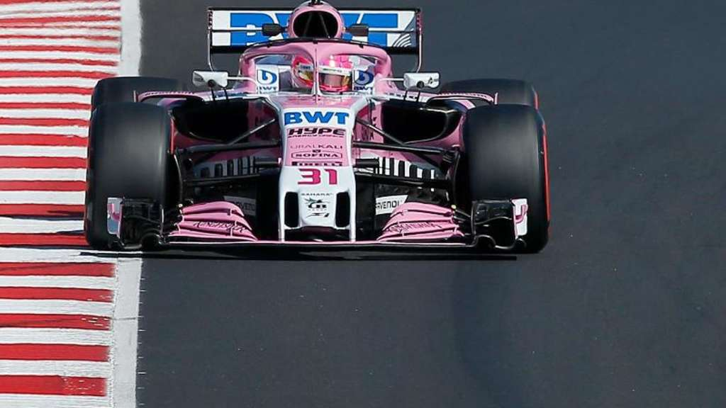Haas lodge protest against Force India about regulation breach