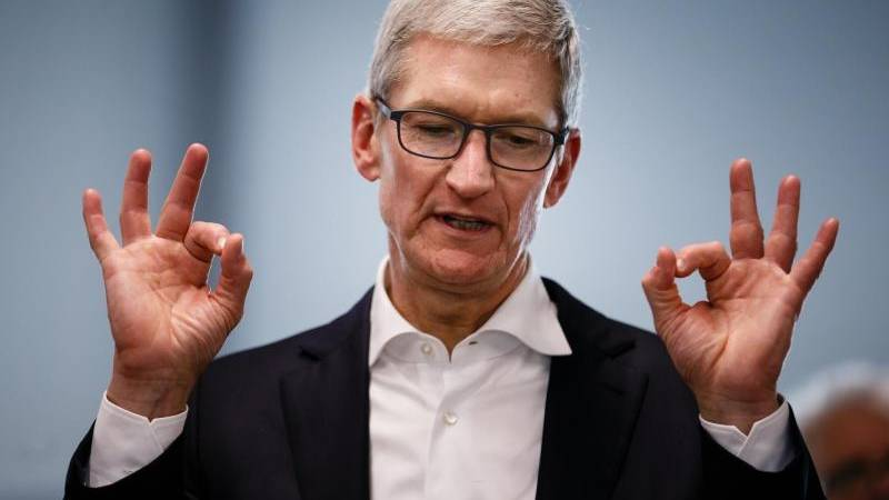 Apple's Most Important Contribution to Mankind Will Be in Health: Tim Cook