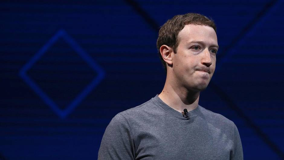 Manager, escape, Facebook is offline: Mark Zuckerberg's black hole of a day
